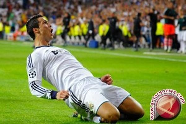 Ronaldo berpeluang bawa Real ke ambang juara