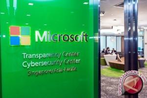 Microsoft luncurkan pusat keamanan siber