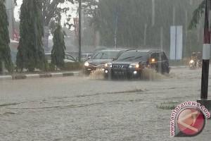 Banjir Landa Palu Sejumlah Permukiman Tergenang Air