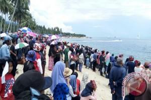 Ribuan Warga Meriahkan Festival Teluk Tomini