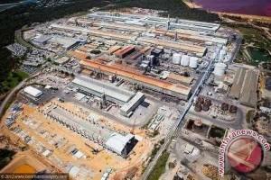 Smelter nikel di Morowali Utara mulai berproduksi