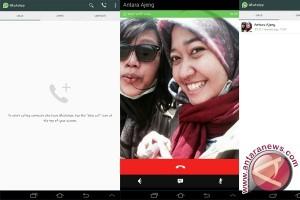 WhatsApp kembali hadirkan panggilan video di beta Android