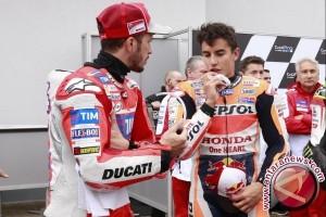 Hasil kualifikasi GP MotoGP Malaysia