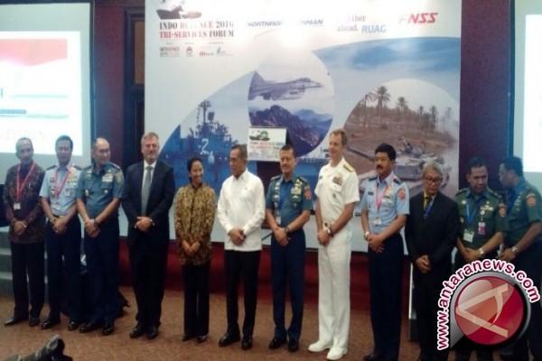 Rini : Indonesia harus mampu kembangkan industri pertahanan