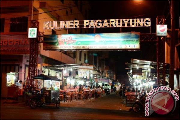 Pagaruyung, wisata kuliner di Medan yang bernuansa India