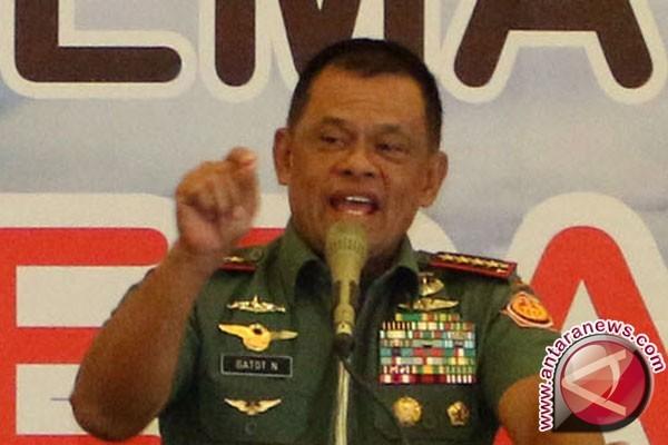 TNI siapkan prajurit kawal penyidik KPK