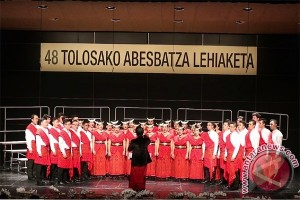 Paduan suara Indonesia ke final European Grand Prix in Choral Singing