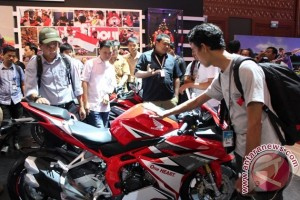 Honda luncurkan All New CBR250RR di Palu