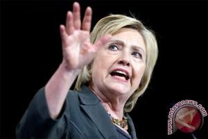 Hillary sampaikan pidato konsesi minta semua terima hasil pemilu