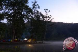 Telaga Tambing dipadati pengunjung libur akhir pekan
