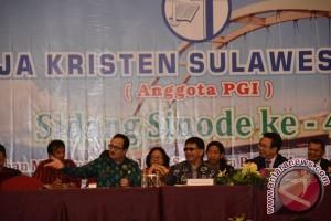Kemenag Hadirkan Rektor IAIN Palu Dialog Lintas Gereja