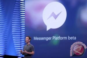 Facebook Messenger tambah fitur berbagi lokasi