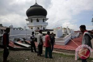 BNPB: Korban tewas gempa Pidie Jaya 25 orang