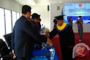 Saldiansyah, doktor rumput laut pertama dari Universitas Tadulako