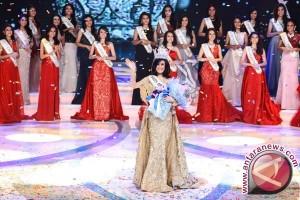 Miss Indonesia Natasha Mannuela runner-up Miss World 2016
