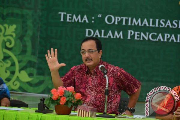 Lima pejabat lolos seleksi calon Sekprov Sulteng