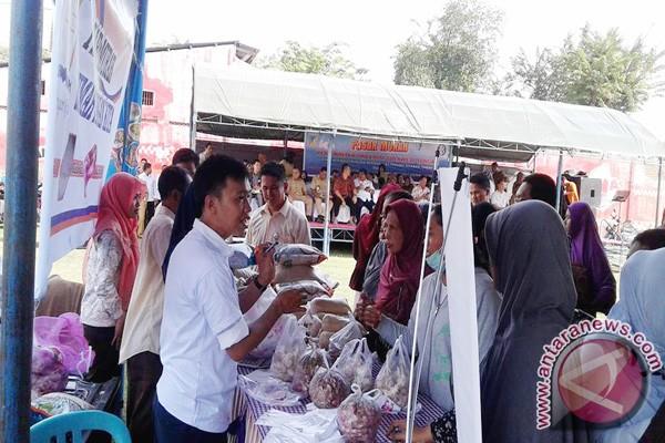 Distributor Dan Pertamina Dukung Pasar Murah