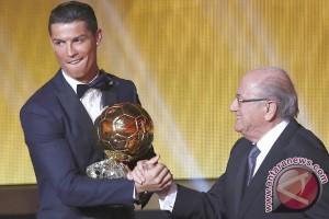 Ronaldo kandidat favorit pemain terbaik 2016 FIFA