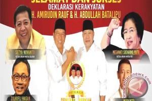 Parpol Pengusung Amirudin-Abdullah Apresiasi Keputusan Bawaslu