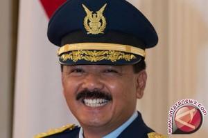 Panglima TNI pimpin Apel awal tahun 2018