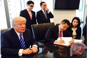 """Kedekatan Hary Tanoe dengan Trump bisa bikin Parpol lain """"gerah"""""""