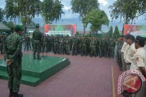 Kasrem ingatkan prajurit soal peraturan militer dasar