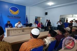 Nasdem Sulteng Berangkatkan 14 Imam Masjid Laksanakan Umroh