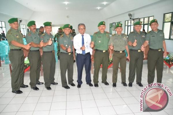 BI Palu sosialisasikan uang NKRI di lingkungan TNI