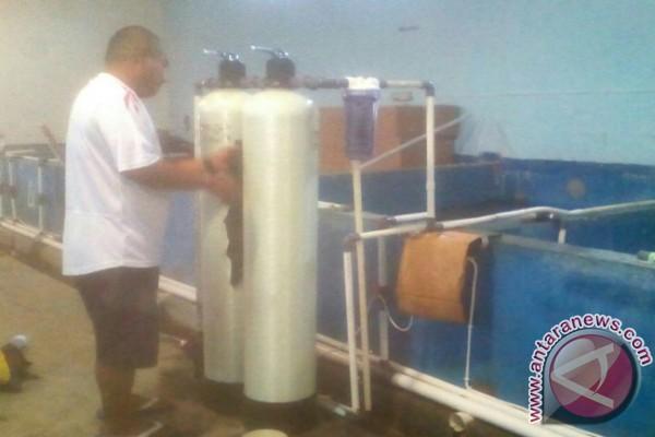 UPT Perbenihan Perikanan Sulteng Terapkan Teknologi RAS