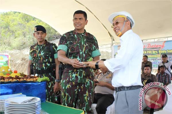 250 Unit Rumdis Polda Sulteng Mulai Dibangun