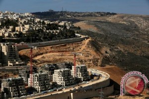 Israel mulai gusur permukiman ilegal di Tepi Barat