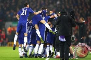 Hasil dan klasemen Liga Inggris, Chelsea kunci gelar juara