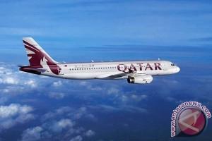 Larangan dicabut, Qatar Airways kembali angkut penumpang ke AS