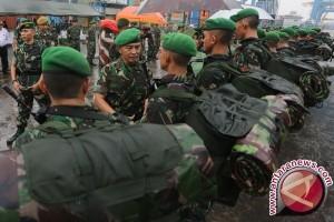TNI bangun Taman Pengajian Al Quran di perbatasan Papua