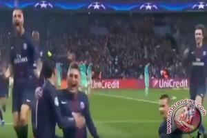 PSG cukur Barcelona 4-0