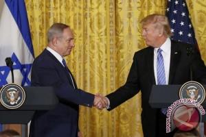 Israel sambut mundurnya Trump dari penyelesaian dua-negara