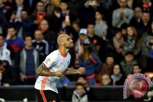 Valencia jegal Madrid 2-1