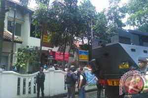 Peledak bom panci di Bandung berhasil dilumpuhkan