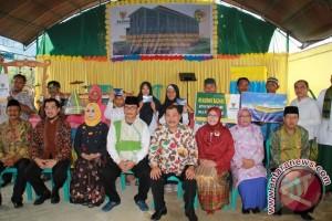 Baznas Realisasikan Pembangunan Rumah Sehat di Parimo