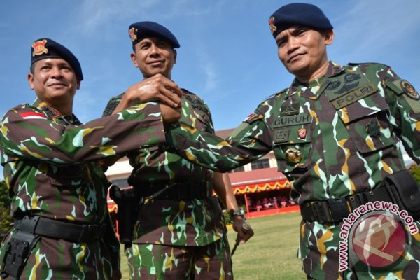 AKBP Guruh Arif Darmawan jabat Dansat Brimobda Sulteng