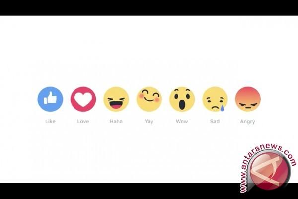 Facebook Messenger tes fitur emoji reaksi