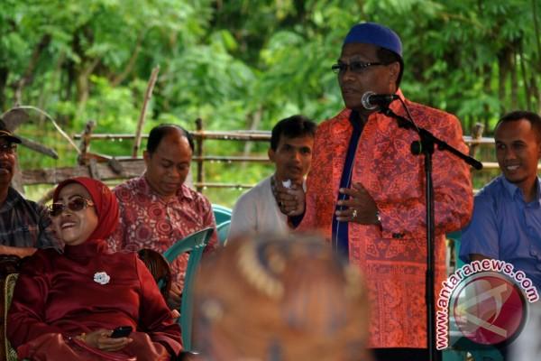 Bupati Donggala Pertahankan Desa Berbatasan Provinsi Sulbar