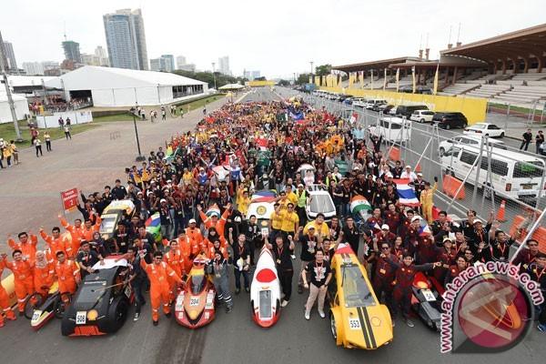 ITS Surabaya luncurkan mobil baru ke Shell Eco Marathon 2017