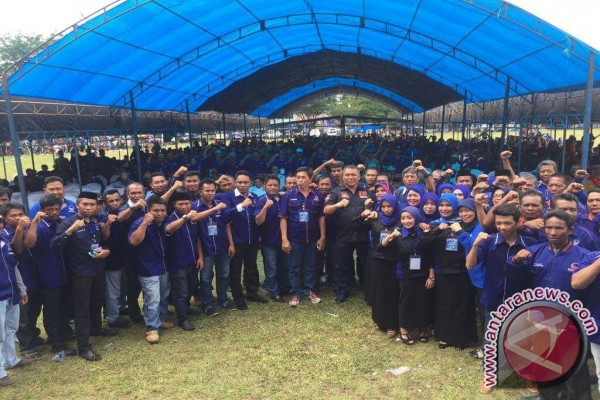 Nasdem Rampungkan Struktur Pengurus Hadapi Pemilu 2019