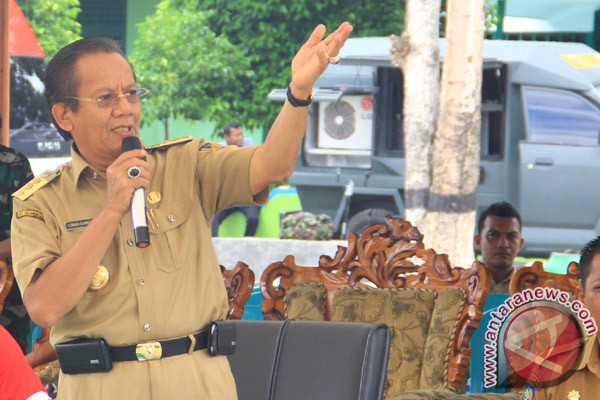 Gubernur : Perjalanan Dinas Luar Negeri Harus Izin Mendagri