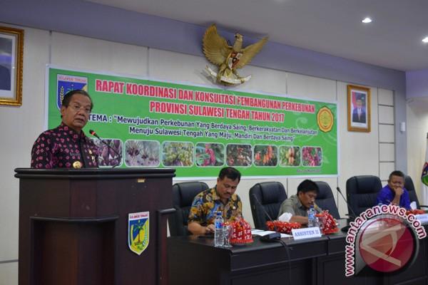 Gubernur Sulteng Minta Dukungan Kementan Kembangkan Kakao
