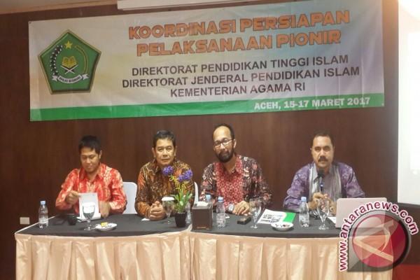 Menag Direncanakan Buka Pionir VIII Di UIN Aceh