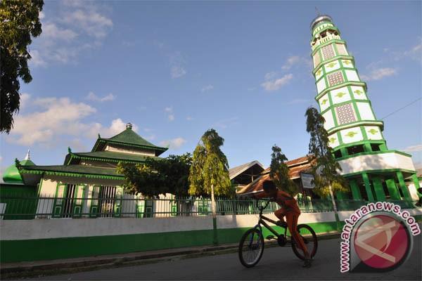 Gubernur: Saya Shalat Ied di Masjid Agung Palu