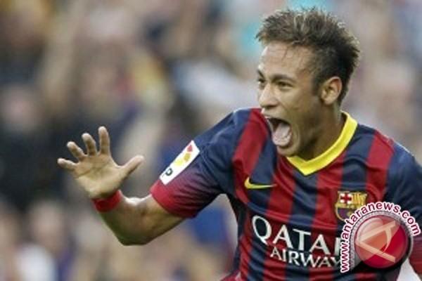 Neymar didakwa pengadilan perdata Spanyol