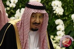 Raja Salman tegaskan dukungan Palestina dalam masalah Jerusalem
